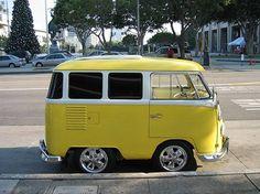 Nano VW Bus!