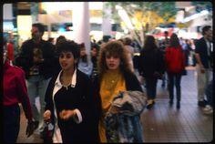 AKA the glory days (of malls). Smells Like Teen Spirit, Mall Of America, The Time Machine, Sam Smith, Retro Aesthetic, Spice Girls, 80s Fashion, Madonna, 1990s
