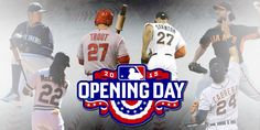 """""""One of the greatest days of the year is almost here. #OpeningDay"""""""