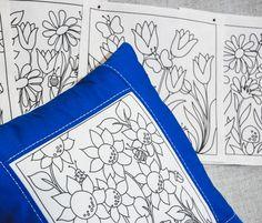 Jardins de criações: kit com 4 jardins + canetas