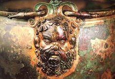 Thracian treasure-Bulgaria