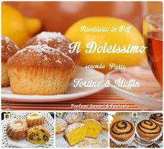 Ricettario dolci in Pdf il Dolcissimo 2° parte