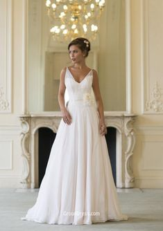 70+ Spring Wedding Dress - Wedding Dresses for Guests Check more at http://svesty.com/spring-wedding-dress/