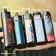 Easy Vape, Vaping Devices, Filling System, Kit, Pure Products