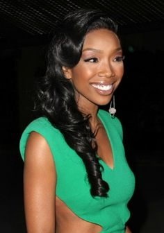 wedding hairstyles ideas for long hair african american - Google Search