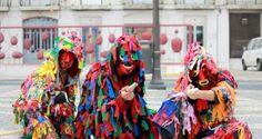 Tradições de Natal: festa dos rapazes de Varge