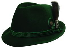 Tops on my wish list: an authentic Tyrolean hat.  Love the Badger brush--certainly suits me better than a feather! ;)