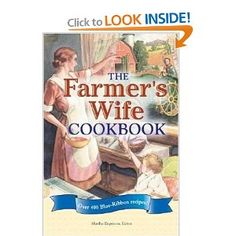This is one of my favorite cookbooks.  Good, wholesome vintage recipes....and many of them are from the Great Depression Era that are economical, basic and nutritious.