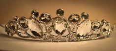 Sparkling Tiara from www.yorkpromenade.com Check out this beautiful website