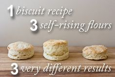 Which Flour Makes the Best Biscuits?