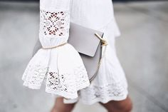 Casual white // Pinned by andathousandwords.com