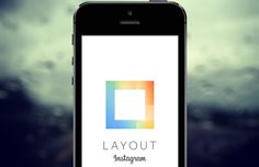 #Instagram lover with an #android phone? #Layout app released today! #MyDigitalCareer #art #photography #app