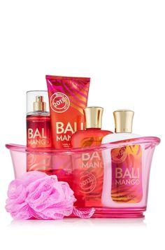 Bali Mango Online Exclusive! Splish Splash Gift Set - Signature Collection - Bath & Body Works
