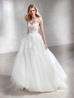 FELICIDAD robe de mariée sexy