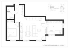 Galeria - Apartamento em Vilnius / Normundas Vilkas - 16