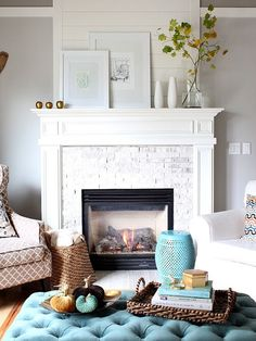 3 Simple Ways to Style Your Mantel | The Vivant