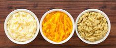 A 10 legfinomabb zöldségpüré a krumplin túl – Diétás alternatívák - Gasztro | Sóbors Pureed Food Recipes, Baby Food Recipes, Elegant Dinner Party, Holiday Dinner, Making Baby Food, Yogurt Smoothies, Thing 1, Natural Parenting, Plain Greek Yogurt