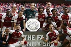#Arsenal, campeón por penales de la Community Shield ante #Chelsea