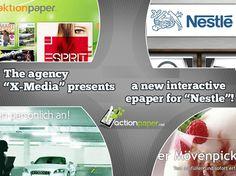 Nestle The Agency, Digital