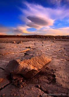 Mojave Desert meets the Great Basin Desert