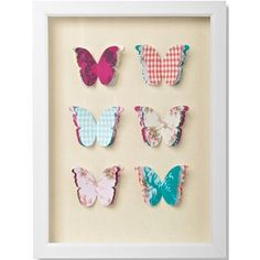 Graham & Brown Butterflies wall art