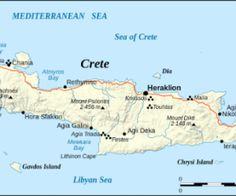 5 Random facts about Crete