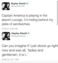 25 Times Hayley Atwell proved that she is the funniest. Captain America: First Avenger actress always proves that she is humorous and funny. Iron Man Avengers, Avengers Comics, Marvel Avengers, Comic Superheroes, Captain America Poster, Jean Grey Phoenix, Hulk, Marvel Funny, Marvel Memes