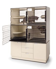 Cat Condo Cages photos #cat #hammock - Catsincare.com