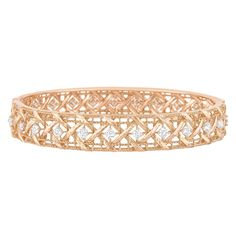 My Dior - Bracelet in 18K pink gold and diamonds. Discover more on www.dior.com