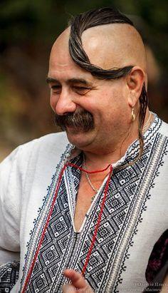 Ukrainian kozak, from Iryna