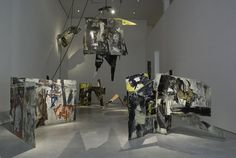 Emilio Vedova Galleria Nazionale d'Arte Moderna - GNAM Roma