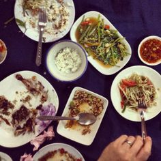 things to eat in thailand