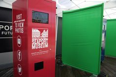 Open Air Photo Booth at the South Street Seaport