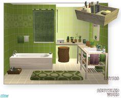 mirake's Leyris bathroom - Green