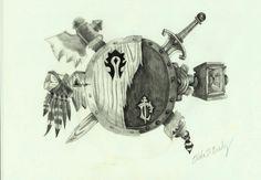 Horde-Alliance Tattoo by ~BlakeB89 on deviantART
