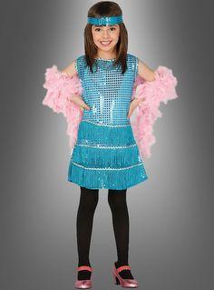 Charleston Kleid Mädchen