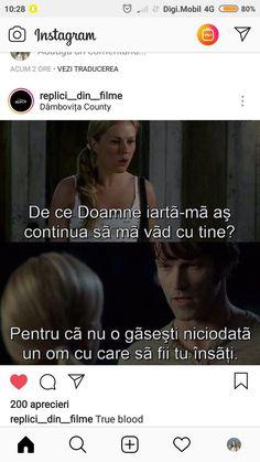 True Blood, Instagram