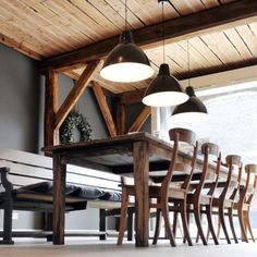 #dining table
