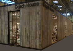 Exhibition Stand: Stand designed, built and re-installed by DD Exhibitions for Coach House, exhibiting at Spring Fair 2015 at NEC Birmingham www.ddex.co.uk