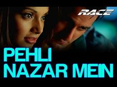 Pehli Nazar Mein - Race I Akshaye Khanna, Bipasha Basu, Atif Aslam See the full list of Hindi first dance songs for your wedding #shaadibazaar