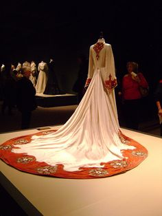 Photos from the exhibition Cut! Costume and the Cinema (2012)