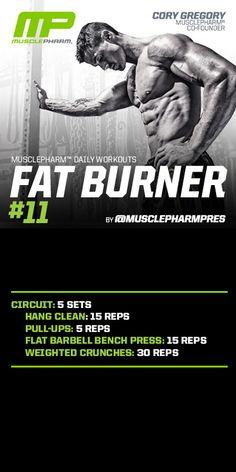 Fat Burner #11
