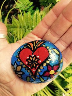 Little Royal Heart by rockdalas on Etsy