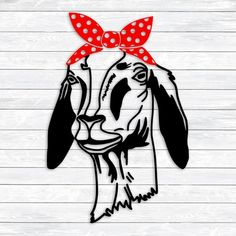 Best how to wear a bandana on your head fun ideas Show Goats, Cute Goats, Cricut Air, Goat Farming, Scroll Saw Patterns, Hanging Pictures, Hand Painted Signs, Ink Art, Farm Animals
