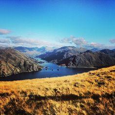 Knoydart, Highlands, Scotland.