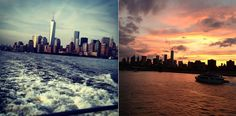 Click through for the best ways to get on the water in NYC!