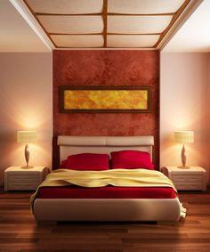 25 Wooden Master Bedroom Design Ideas