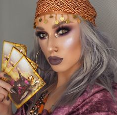 Halloween 2017 Halloween Makeup Halloween Costumes Lip Products Street Styles Decoration Jacket Couple Ideas Shoes  sc 1 st  Pinterest & 65+ Awesome Fortune Teller Costume Ideas For Halloween | Pinterest ...