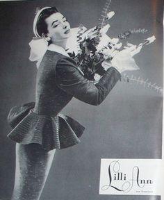 Dividing Vintage Moments : Lovely Lilli, Lill Ann