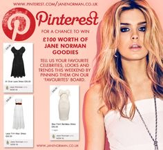Tell us YOUR favourite celebs, looks & trends to WIN 100 worth of Jane Norman swag! Competitions Uk, Bandeau Dress, Cheryl Cole, Jane Norman, Dip Dye, Kourtney Kardashian, Celebs, Celebrities, Lace Trim
